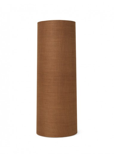 Hebe Lamp Shade Long - Curry Ferm Living