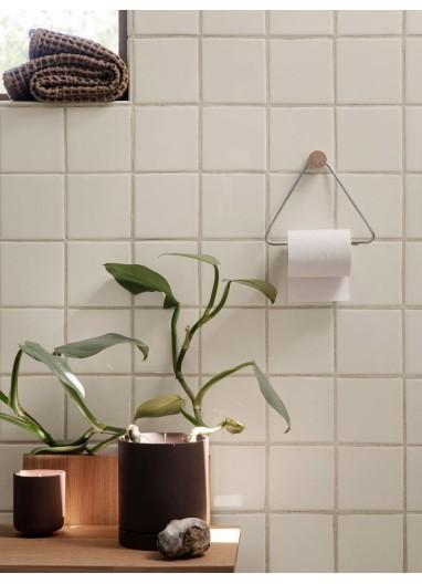 Toilet Paper Holder - Chrome Ferm Living