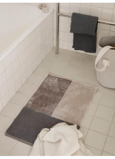 Pile Bathroom Mat Grey Ferm Living