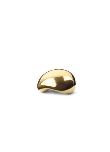 Sculptural Object Brass Ferm Living