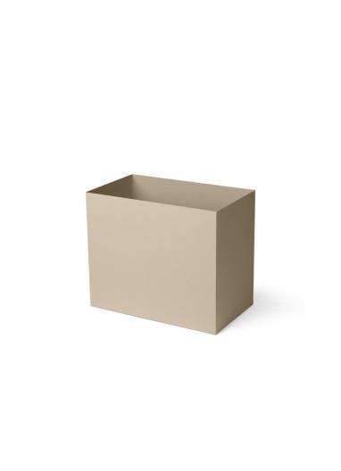 Plant Box Pot Large Cashmere Ferm Living