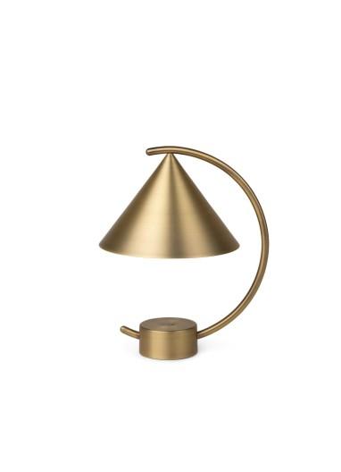 Meridian Lamp Brass Ferm Living
