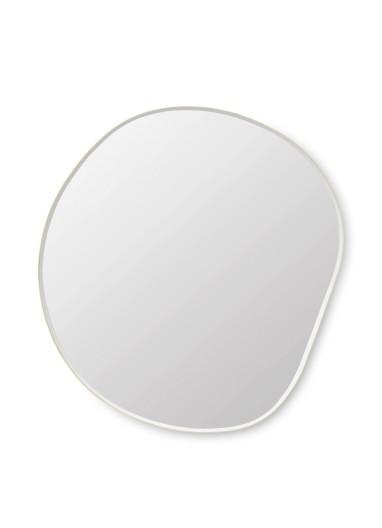 Pond Mirror XL Brass Ferm Living