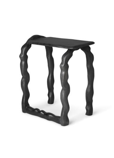 Rotben Sculptural Piece Black Ferm Living