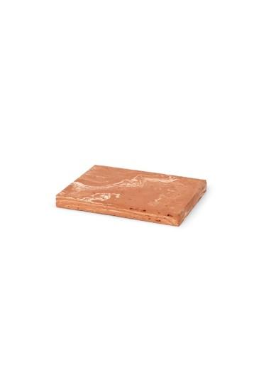 Merge Trivet Terracotta Ferm Living