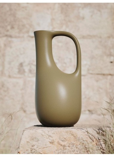 Liba Watering Can Olive Ferm Living