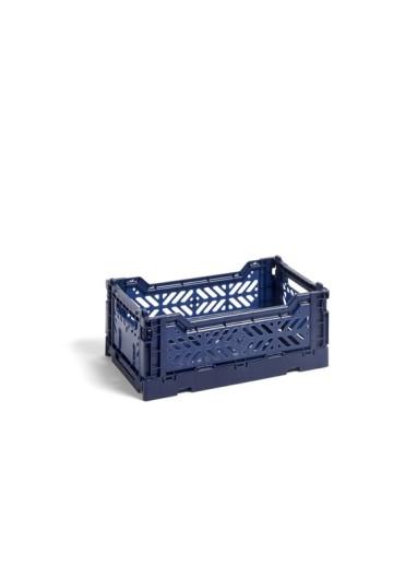 Caja plegable S Navy HAY