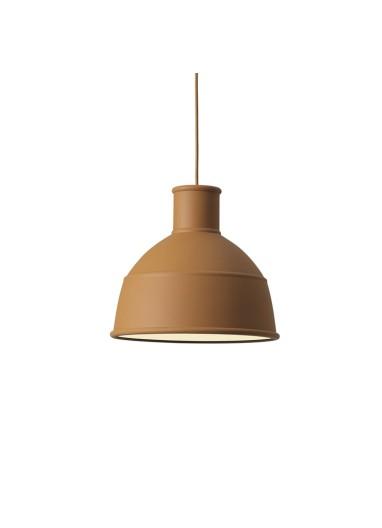 Unfold Pendant Lamp Clay Brown Muuto