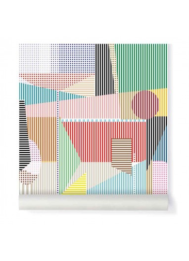 Diabolo Wallpaper 360 x 280 Bien Fait Paris