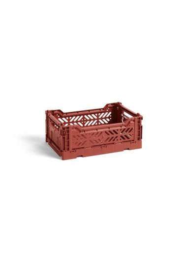 Caja plegable S Terracotta HAY