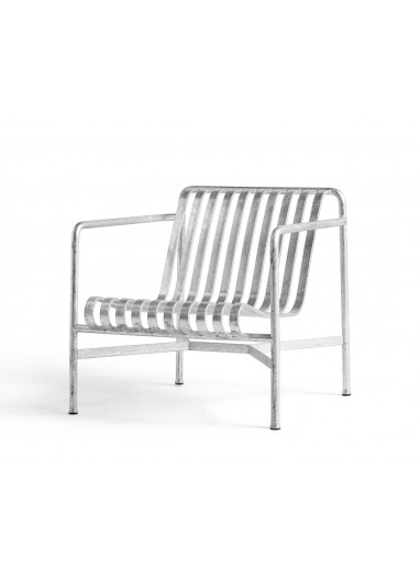 Palissade Lounge Chair Low HAY