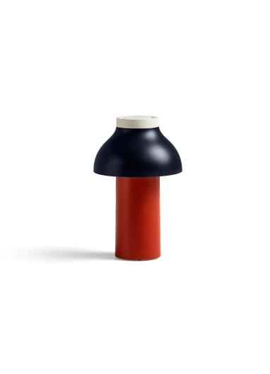 Lámpara de mesa PC Portable Dusty Red HAY