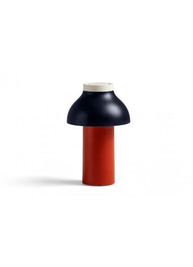 PC portable Lamp Dusty Red HAY