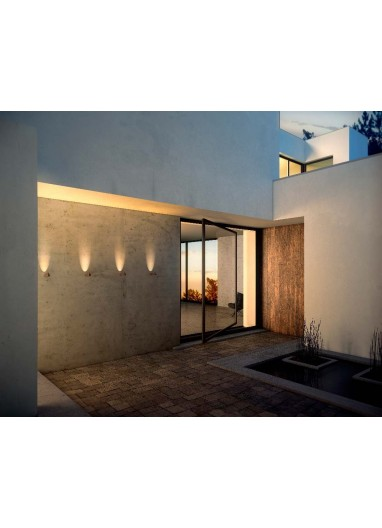 Lámpara de pared Bamboo