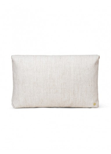 Clean Cushion Boucle Off-White Ferm Living