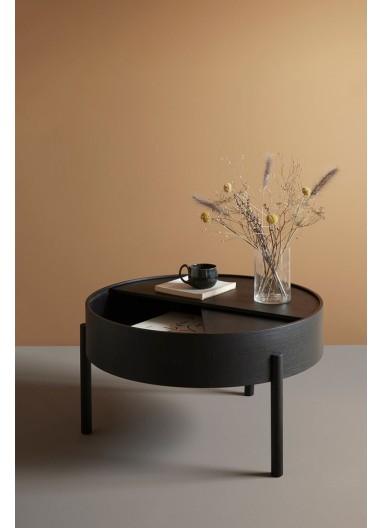 Arc Coffee Table Woud