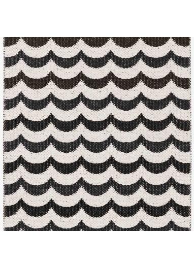 Alfombra Vinílica Ocean Negro 70x300 BRITA SWEDEN