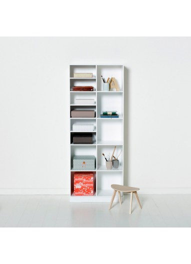 Estanteria Madera 2x5 de Oliver Furniture