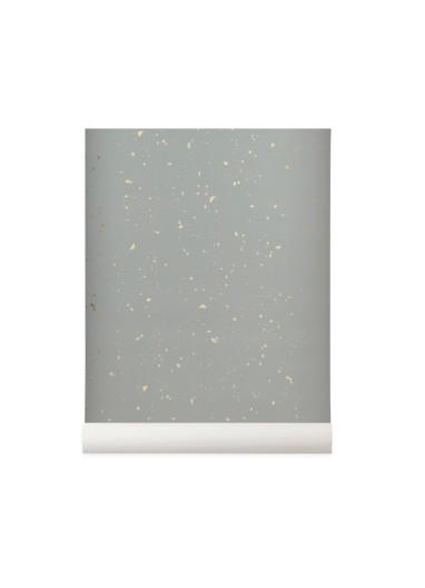 Papel Pintado Confetti Gris Ferm Living
